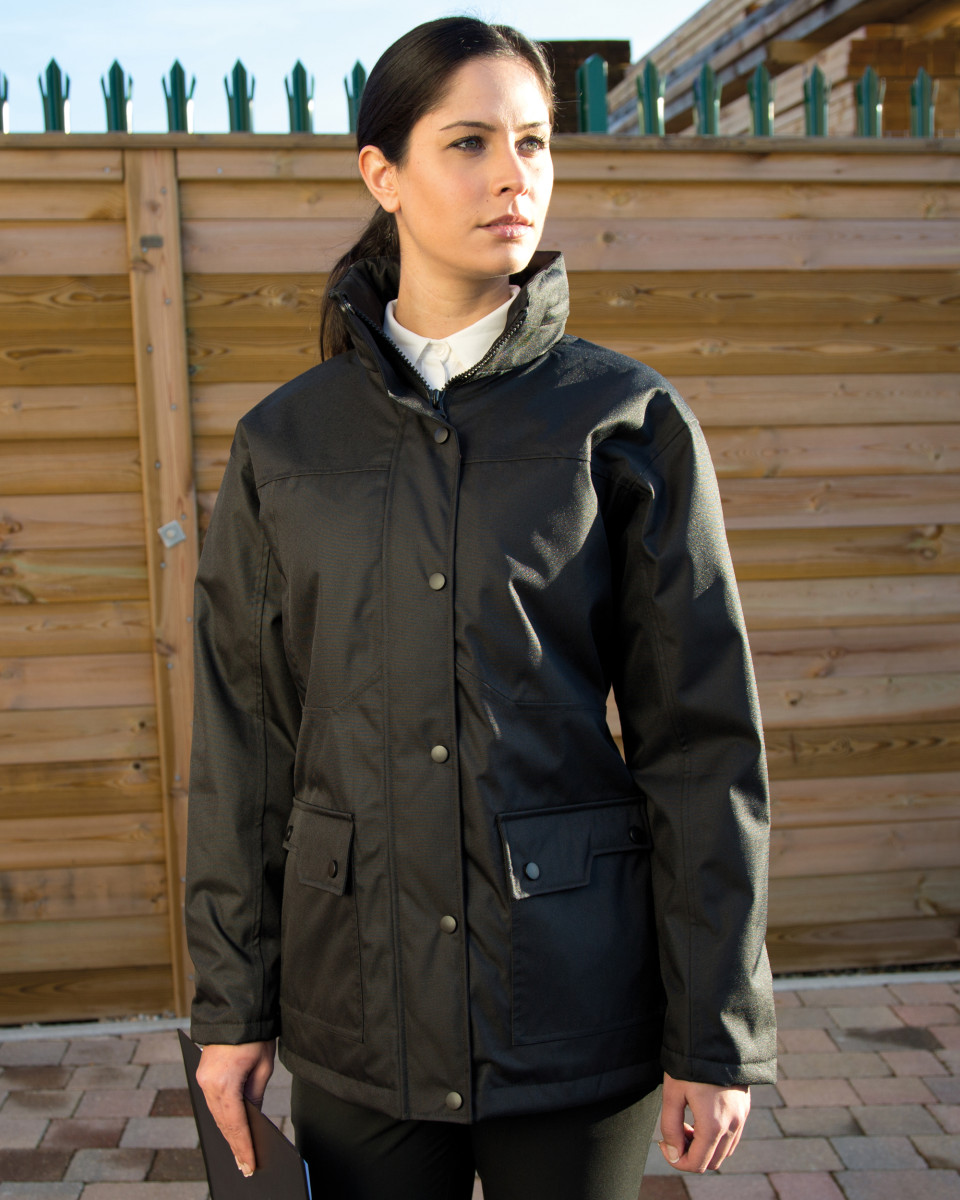Result Workguard Lady Platinum Jacket