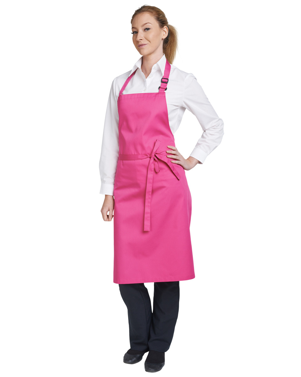 Dennys Multicoloured Bib Apron 28x36