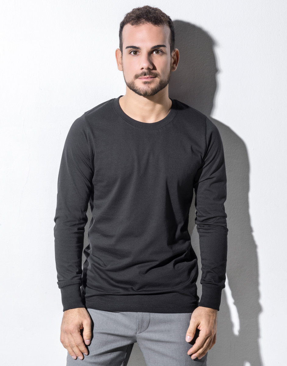 Nakedshirt Jim L/Sleeve Tee