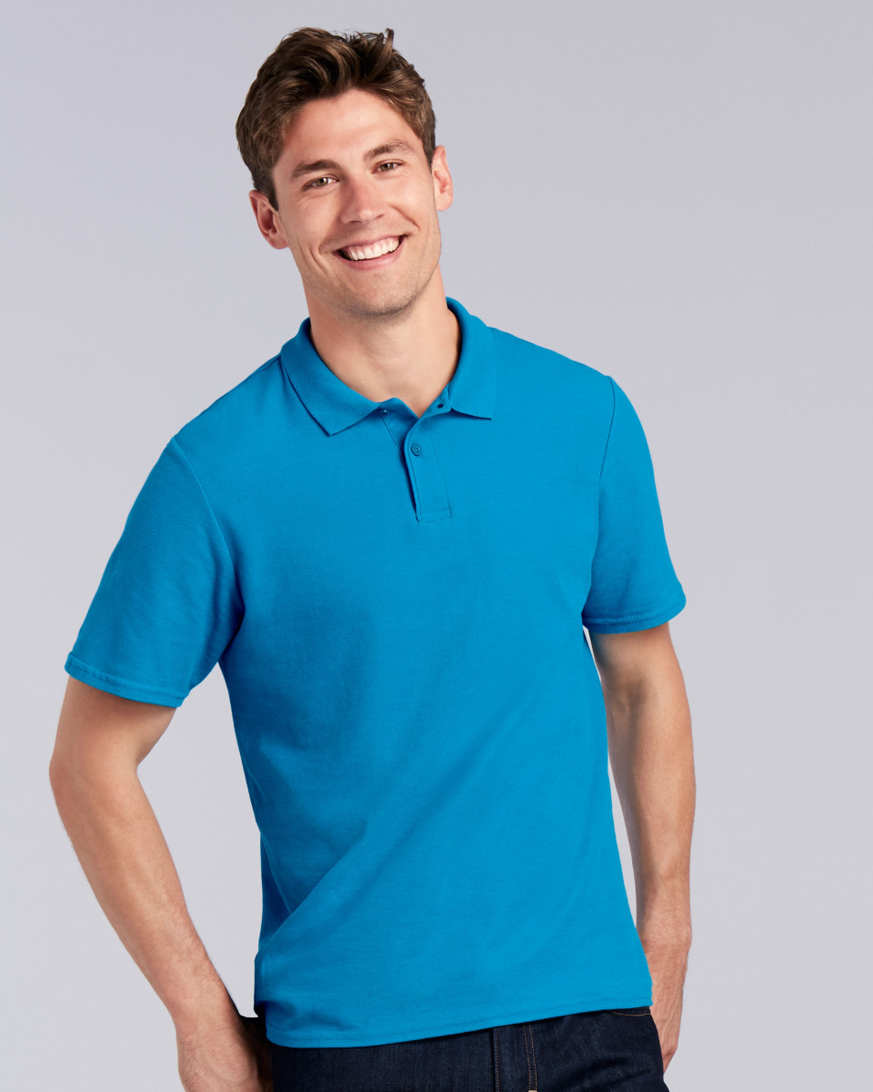 Gildan Softstyle Adult Double Pique Polo