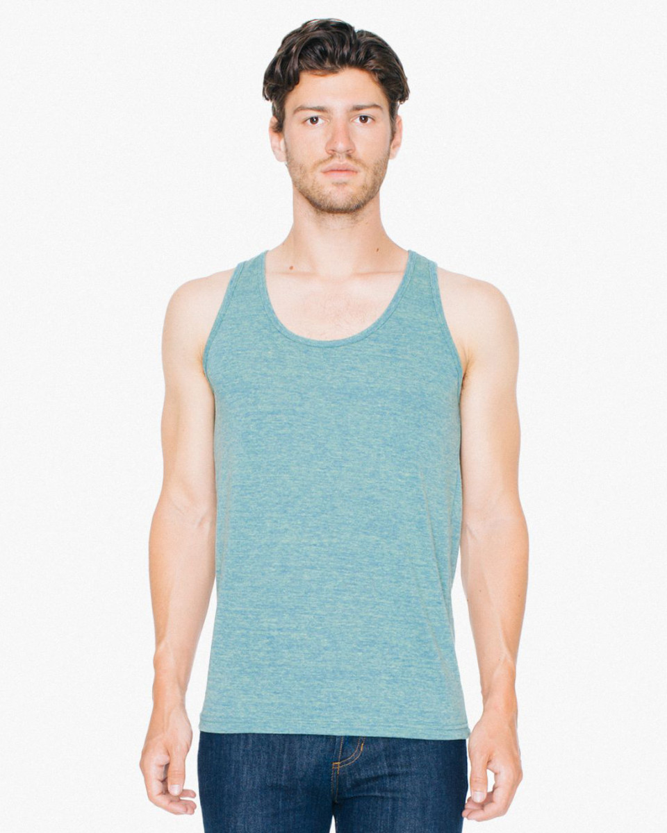 American Apparel Adult Triblend Tank
