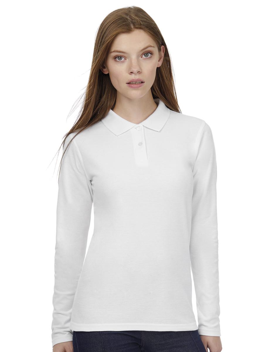 Ladies Long Sleeve Polo Shirts