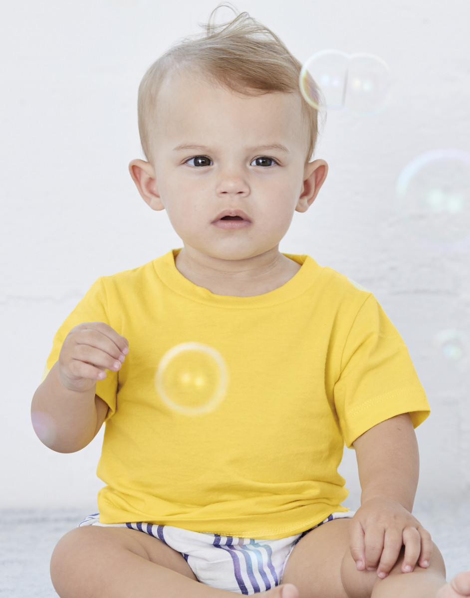 Canvas Baby Jersey S/Sleeve Tee