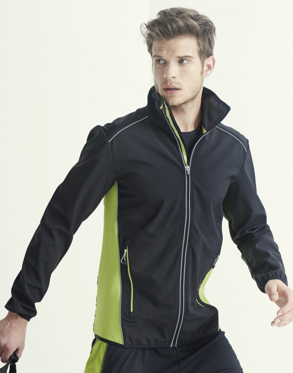 Regatta Active Mens Sochi Softshell