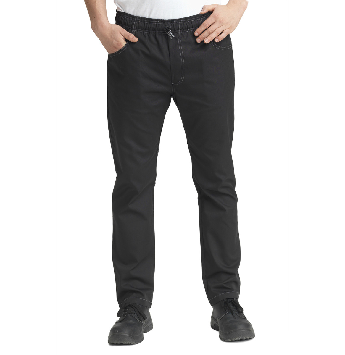 Le Chef Slim Fit Chefs Prep Trouser