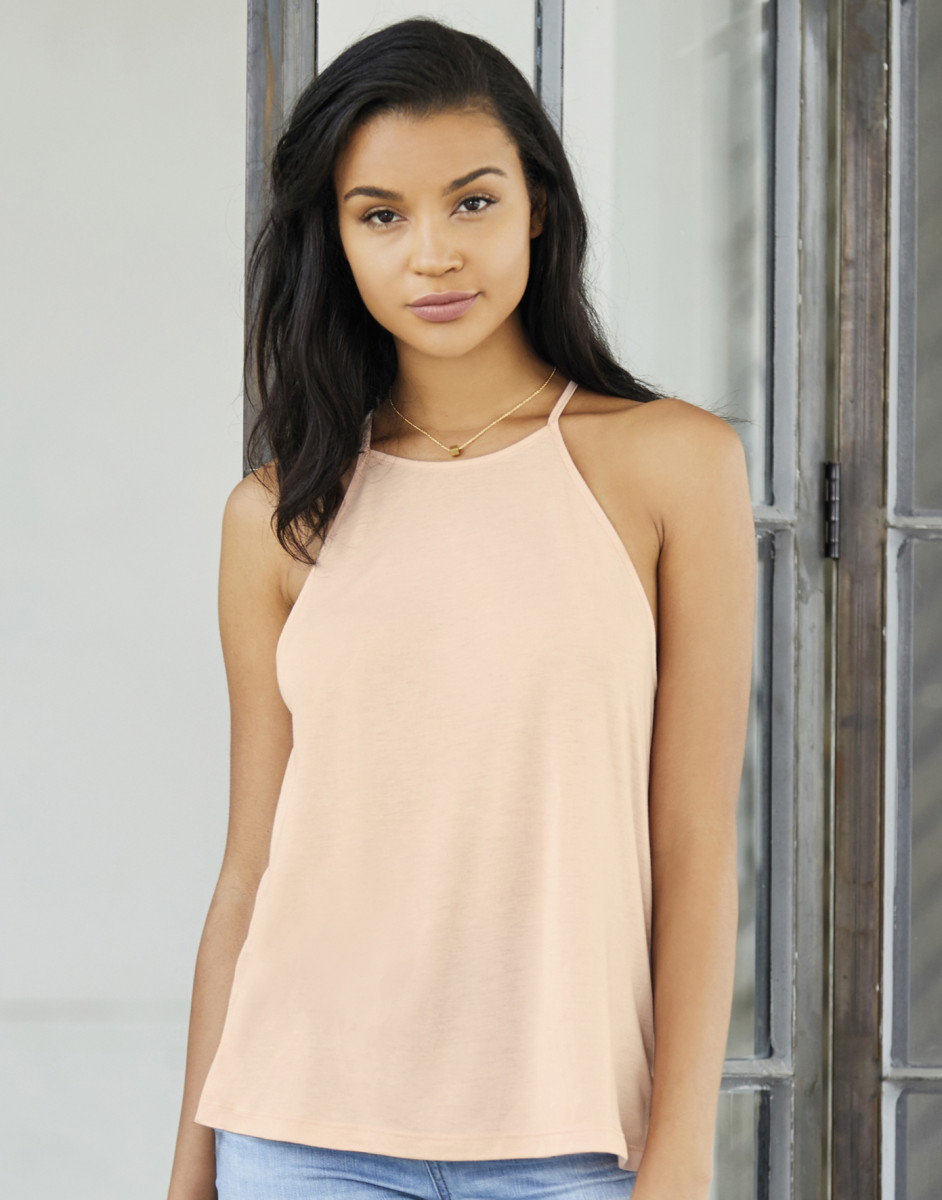 Bella Flowy High Neck Tank