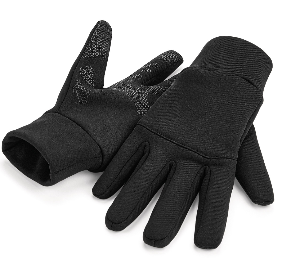 Beechfield Softshell Sports Tech Gloves