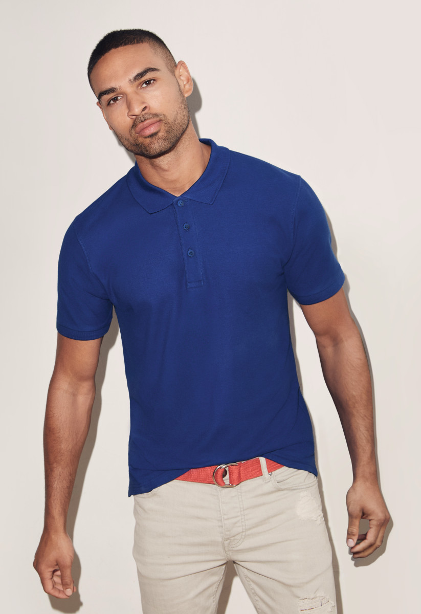 Fruit Of The Loom Mens Iconic Polo