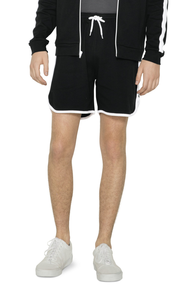 American Apparel Unisex Basketball Short
